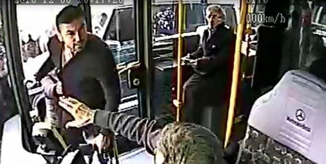 Otobüs şoförüyle tartışmıştı. Burak Yılmaz hakkında karar verildi!