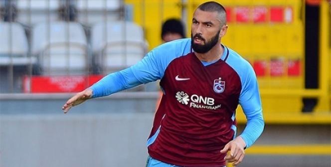 Trabzonspor Burak Yılmaz kararını verdi!