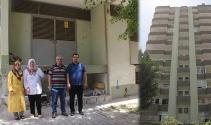 Adanada korku apartmanı