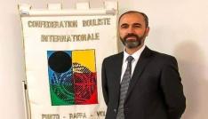 Doç. Dr. Türkmen, ilk Türk Konfederasyon başkanı oldu