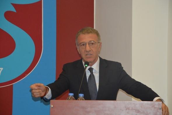 Trabzonspor'da yeni teknik adam belli oldu! Açıklama...