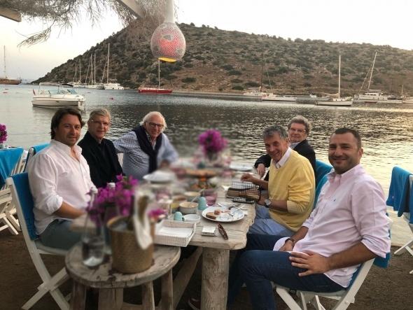 Wenger Türkiye'de Ali Koç ile...