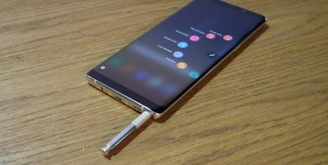 Galaxy Note 9'un bomba özellikleri! Kullanacaklar çok şanslı
