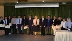 İki sağlık projesinin kapanış töreni yapıldı