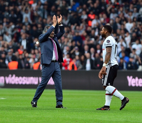 Beşiktaş ilk transferini Süper Lig'den yapıyor