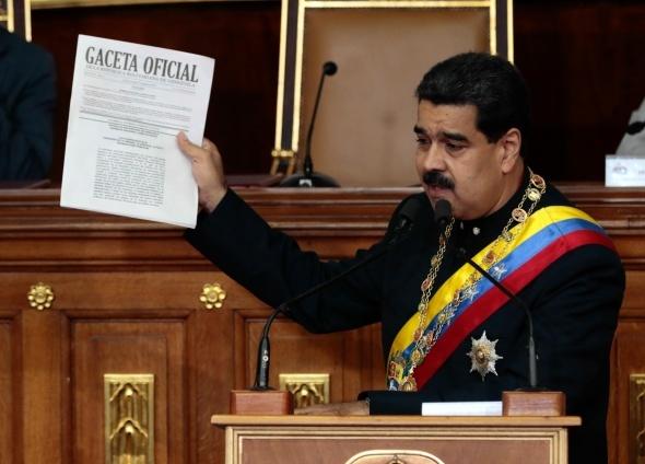 Venezuela Devlet Başkanı Maduro'dan Türk dizisine övgü