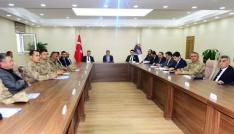 """Ardahanda """"Seçim Güvenliği"""" toplantısı yapıldı"""