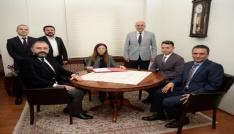 Yalova Taşıt Yan Sanayi OSB protokolü imzalandı