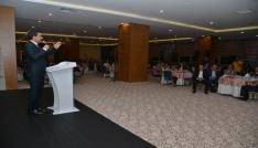 Kırşehir Belediyesininkardeşlik iftarına yoğun ilgi