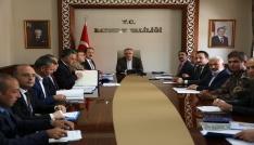 Maliye Bakanı Naci Ağbal, Bayburtta Kamu Hizmetleri ve yatırımları değerlendirme toplantısına katıldı