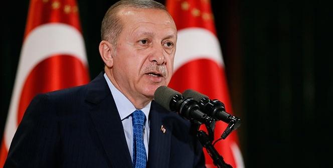 Cumhurbaşkanı Erdoğan'dan Muharrem İnce'ye sert eleştiri