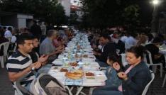Kırklareli Milli Eğitim Müdürlüğü çalışanları iftar yemeğinde buluştu