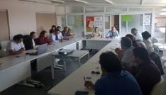 Kırklarelide 2018in 5. İl ASKOM Toplantısı gerçekleşti