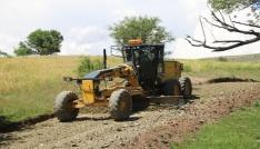 Tuncelide 9 köy ve mezranın yolu tamamlandı