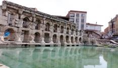 2 bin yıllık Roma Hamamı, UNESCO Dünya Mirası Geçici Listesine alındı