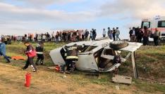 Yozgatta trafik kazası: 3 ölü