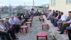 Başkan Taşkın vatandaşlarla iftar açtı
