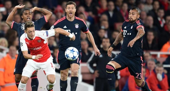 Mesut Özil'den Alman basınına Diriliş Ertuğrul'lu mesaj!