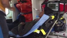 Bingölde LGS heyecanından 1 öğrenci hastanelik oldu