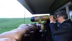 Vali Bilmez, Başköy Hudut Karakolunda Mehmetçikle birlikte iftar açtı