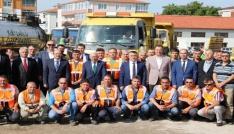 """""""2018 Yılı Yol Yapım Hizmetleri sezonu açıldı"""