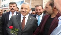 Assistt Çağrı Merkezinin açılışı sonrası ilk çağrıya Bakan Arslan çıktı