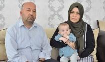 9 aylık Alpaslan'ın ailesi son anda vazgeçen donöre çağrı yaptı