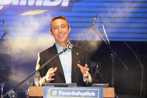 Ali Koç'tan Aziz Yıldırım'a şok sözler! 'Fenerbahçe'den büyük değilsiniz...'