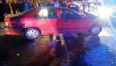 Gümüşhanede trafik kazası: 8 yaralı