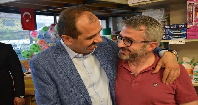 """AK Parti Milletvekili Balta : """"24 haziran'da yapılacak seçimler türkiye için bir dönüm noktası olacak"""""""