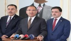 Başbakan Yardımcısı Bozdağ: İsmail Paşanın apoletlerini sökmeye kimsenin gücü yetmez