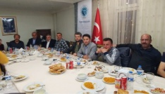 Ardahan Türk Ocaklarından iftar programı