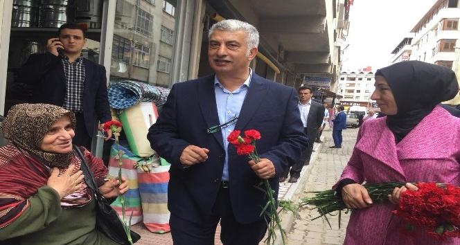 AK Parti Trabzon Milletvekili adayı Koç: