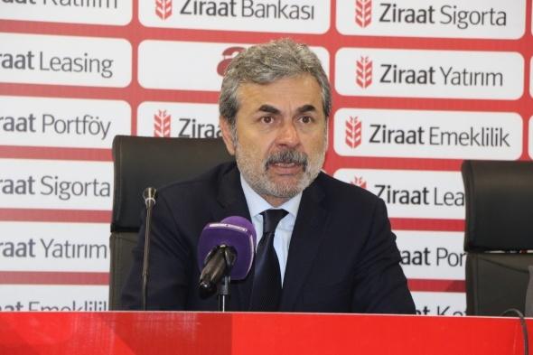 Fenerbahçe'de Aykut Kocaman'ın geleceği belli oldu!