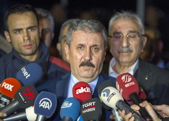 BBP Lideri Destici'den af ve bedelli askerlik açıklaması