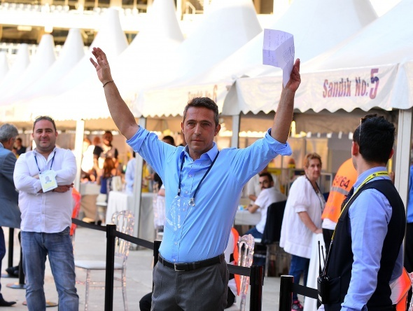 Ali Koç ilk transferini yaptı! İşte Fenerbahçe'nin yeni futbol direktörü