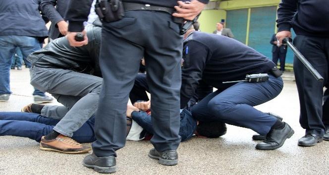 Erzurum'da iki grup arasında bıçaklı kavga: 7 yaralı