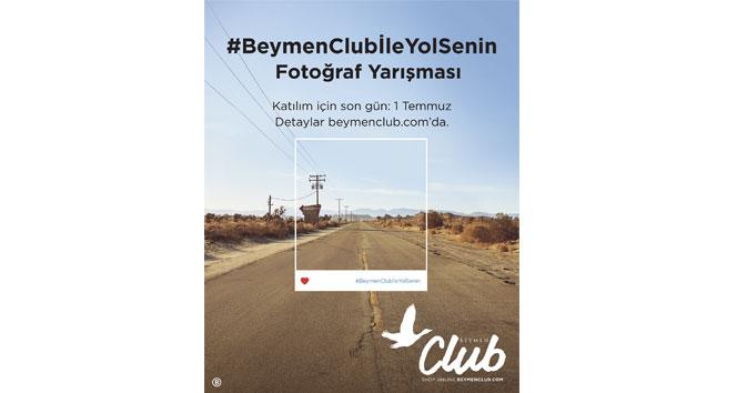 Beymen Clubtan fotoğraf yarışması