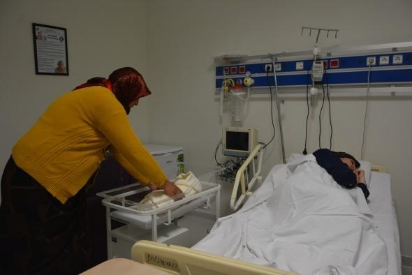 Devlet hastanesinde bir ilk! Kod adı pembe