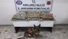 Kırklarelinde suç örgütüne dev operasyon: 9u memur 32 gözaltı