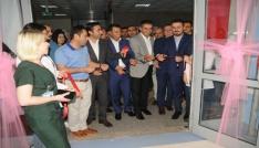 Cizre Devlet Hastanesine işadamı desteği
