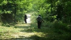 Park ve yeşil alanlar bakımdan geçiyor