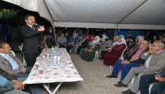 Belediye Başkanı Bahçeci: AK Parti, sen ben değil biz olmayı bildi