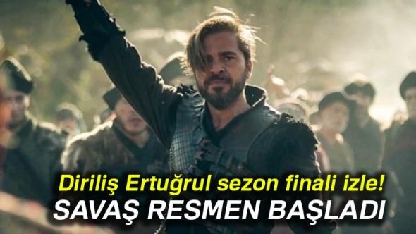 Diriliş Ertuğrul 121. bölüm sezon finali İzle |Yeni sezonda Osman Bey başa geçecek mi?