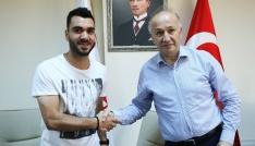 Boluspor, Mustafa Durak ile yeniden sözleşme imzaladı