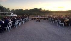 Vali Pehlivan, toplu iftar programına katıldı