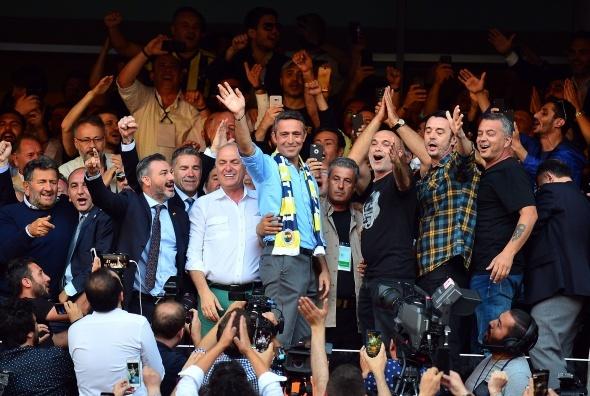 Ali Koç'un ardından Fenerbahçe'ye veda edecek isimler...