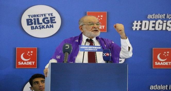 "Cumhurbaşkanı adayı Karamollaoğlu: ""Şeyh Said'e iade-i itibar konusunu gündeme alacağız"""
