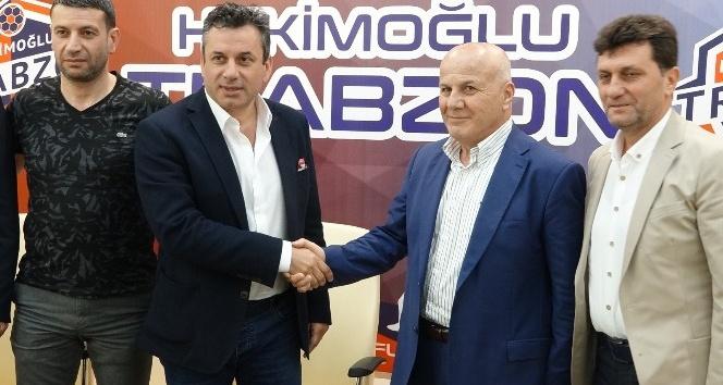 TFF 3. Lig ekiplerinden Hekimoğlu Trabzon Futbol Kulübü, teknik direktör Sadi Tekelioğlu ile sözleşme imzaladı