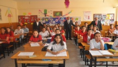 Silopide öğrencilere Ramazan Çocuk Dergisi dağıtıldı